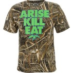Duck Commander Camo Arise Kill Eat T-shirt