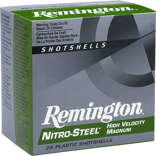 Remington Nitro-Steel 12 Gauge High-Velocity Magnum Loads - view number 1