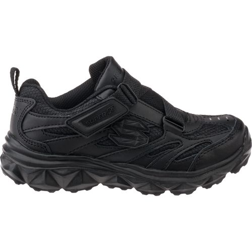 SKECHERS Boys  Mighty Flex Z-Strap Athletic Lifestyle Shoes