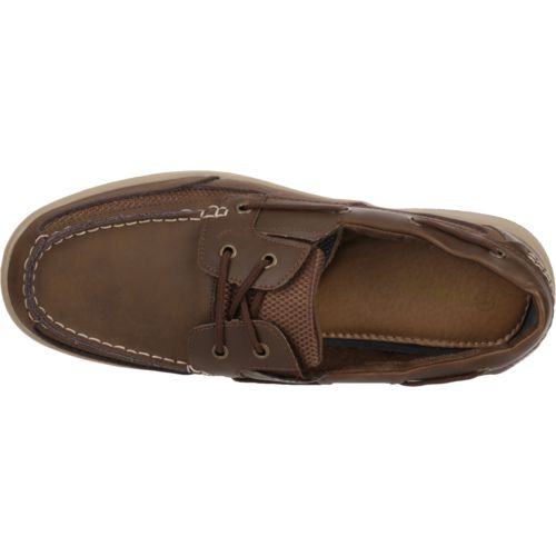 Magellan Outdoors Men's Austin Lace-Up Boat Shoes - view number 6