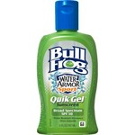 Bullfrog Water Armour Sport Quik Gel SPF 50 Sunscreen