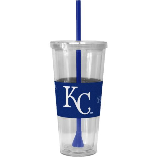 Boelter Brands 22 oz. Kansas City Royals Tonal Style Tumbler