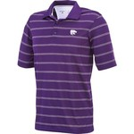 Antigua Men's Kansas State University Deluxe Polo Shirt