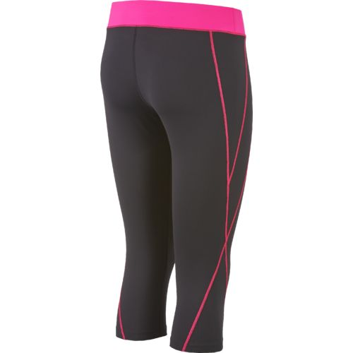 BCG Women's Training Basic Fitted Capri Pant - view number 2