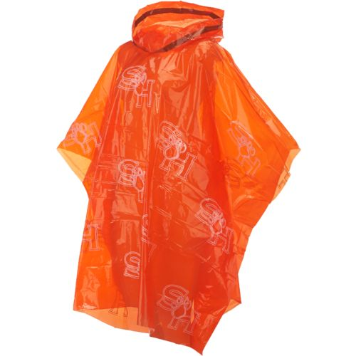 Storm Duds Adults' Sam Houston State University Lightweight Hooded Stadium Poncho