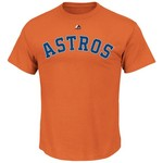 Majestic Men's Houston Astros George Springer #4 T-shirt - view number 2