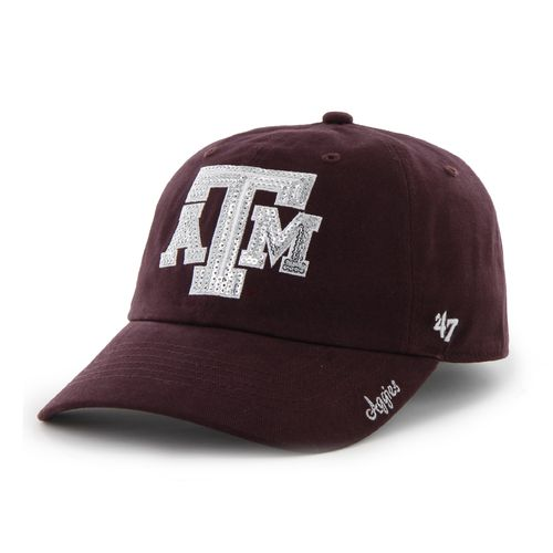 '47 Women's Texas A&M University Sparkle Team Color Cap - view number 1