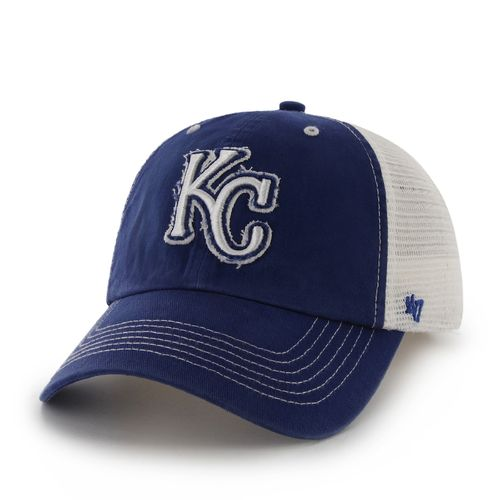 '47 Men's Kansas City Royals Blue Mountain Closer Mesh Cap