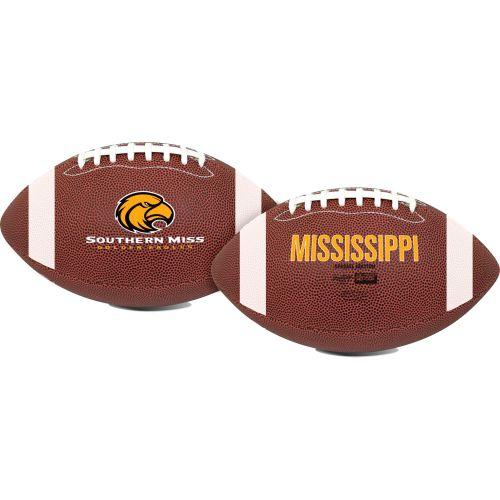 Rawlings University of Southern Mississippi Game Time Football