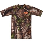O'Rageous® Boys' Realtree APG® Short Sleeve Rash Guard