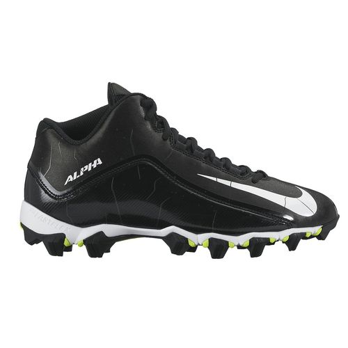 Nike™ Men's Alpha Strike 2 Three-Quarter Wide Football Cleats