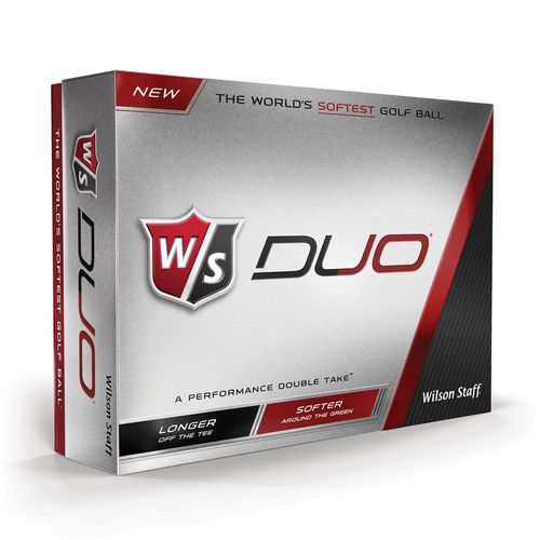 Wilson Staff DUO Golf Balls 12-Pack