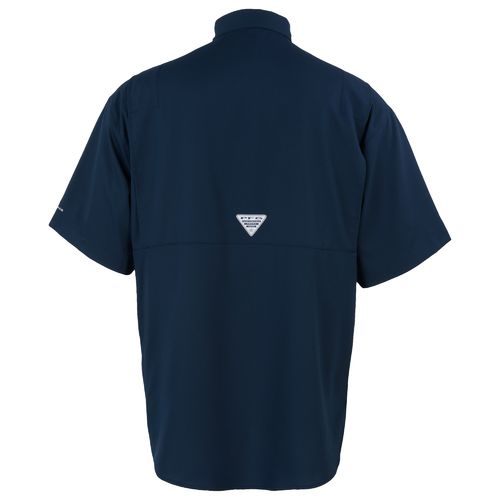 Columbia sportswear men 39 s dallas cowboys pfg tamiami for Embroidered columbia fishing shirts