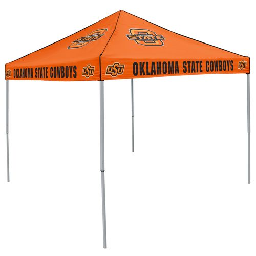 Logo Oklahoma State University Straight-Leg 9 ft x 9 ft Color Tent