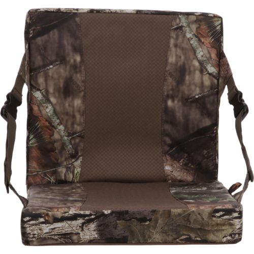 Display product reviews for Game Winner Mossy Oak Infinity Extra-Large Folding Seat Cushion