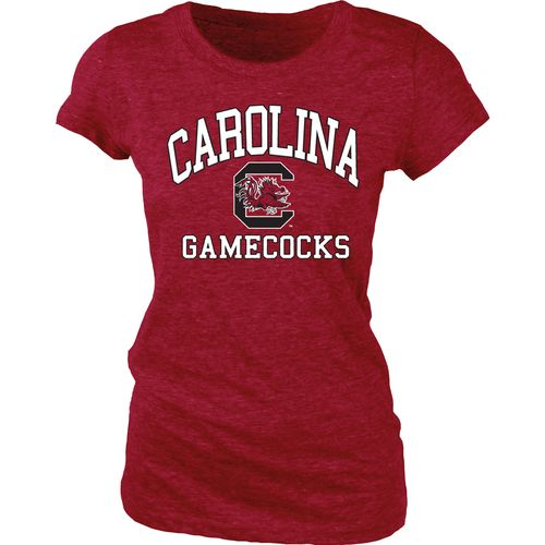 Blue 84 Juniors' University of South Carolina Triblend T-shirt