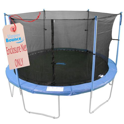 Upper Bounce® 10' Replacement Enclosure Net for 6-Pole Trampoline