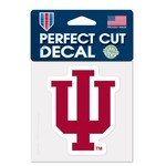 WinCraft Indiana University Perfect Cut Decal - view number 1