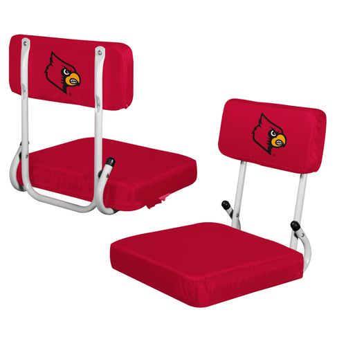 Logo™ University of Louisville Hardback Seat