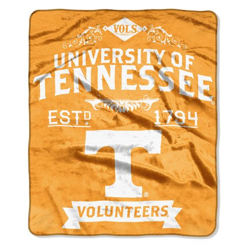 The Northwest Company University of Tennessee Label Raschel Throw - view number 1