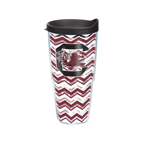 Tervis University of South Carolina Chevron Tumbler with Lid