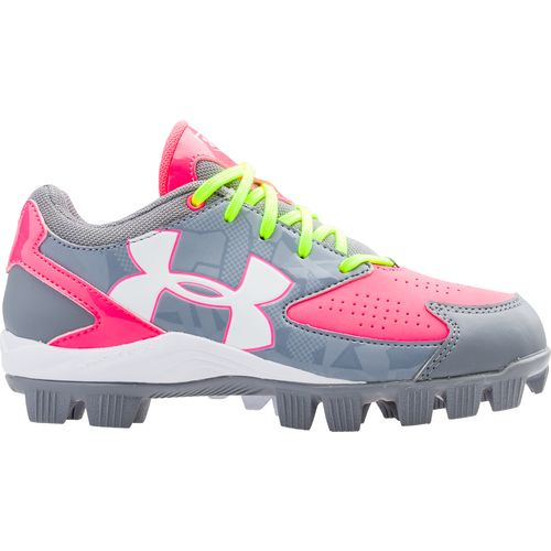 Under Armour® Girls' Glyde RM Jr. Softball Cleats