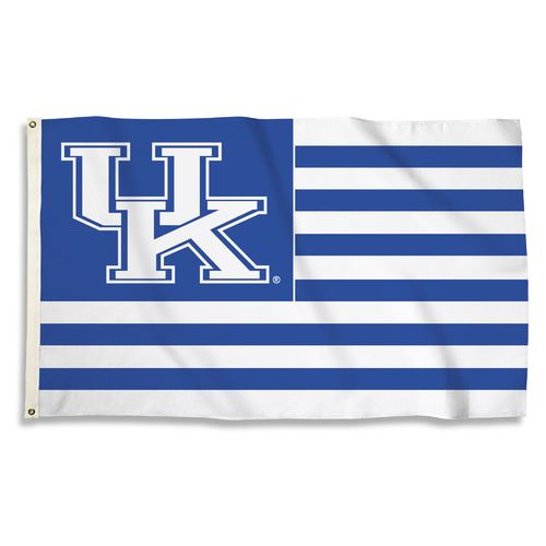 BSI University of Kentucky USA Motif Flag