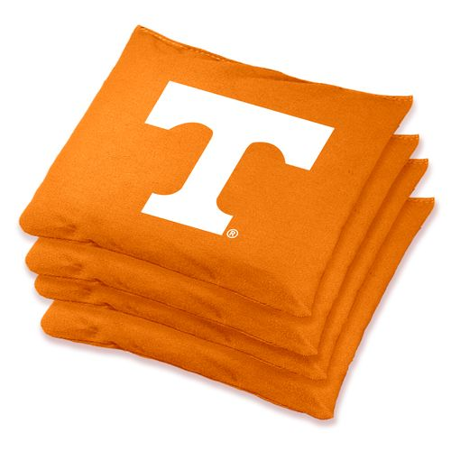 Wild Sports University of Tennessee Regulation Beanbags 4-Pack
