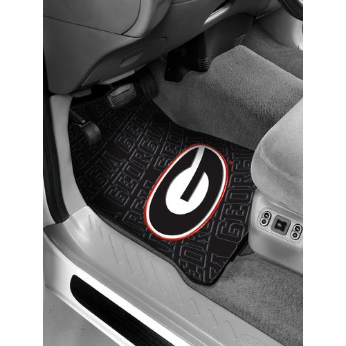 The Northwest Company University of Georgia Car Floor Mats 2-Pack