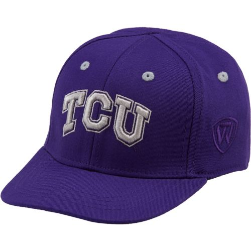 Top of the World Infants' Texas Christian University Cub Cap