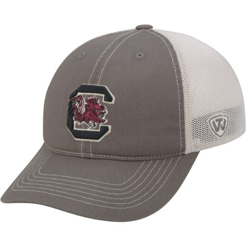 Top of the World Adults' University of South Carolina Putty Cap