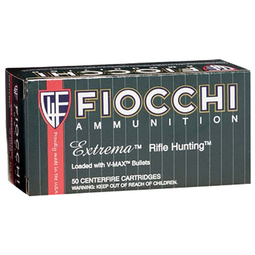 Fiocchi Extrema Rifle Hunting .223 Remington/5.56 NATO 40-Grain Centerfire Rifle Ammunition