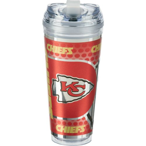 Great American Products Kansas City Chiefs 24 oz. Double-Wall Acrylic Tumbler