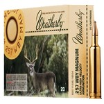 Weatherby .257 Weatherby Magnum 115-Grain Nosler Ballistic Tip Centerfire Rifle Ammunition - view number 1
