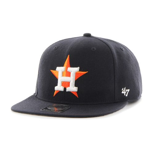 '47 Adults' Houston Astros Sure Shot Captain Cap - view number 1