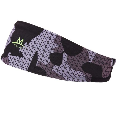 Mission Athletecare Cooling Lockdown Reversible Headband