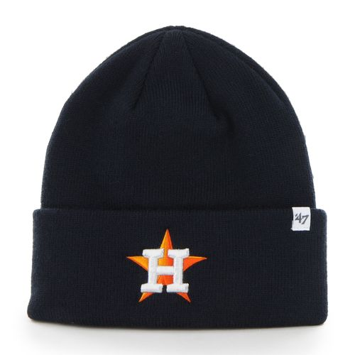 '47 Men's Houston Astros Raised Cuff Knit Hat