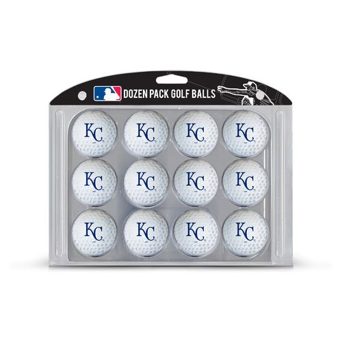 Team Golf Kansas City Royals Golf Balls 12-Pack