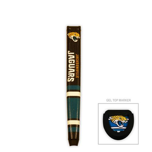 Team Golf Jacksonville Jaguars Putter Grip