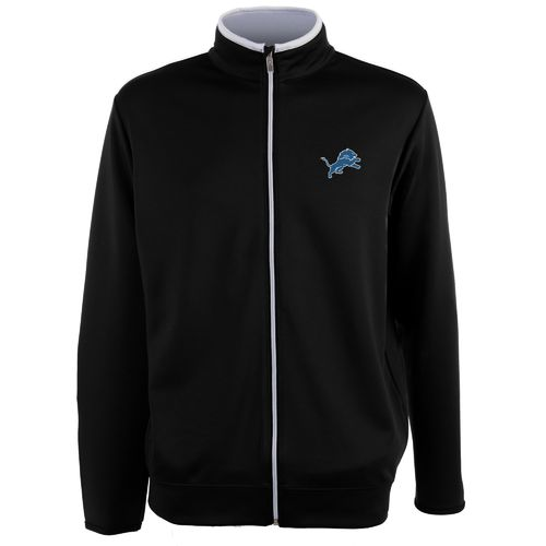 Antigua Men's Detroit Lions Leader Jacket - view number 1