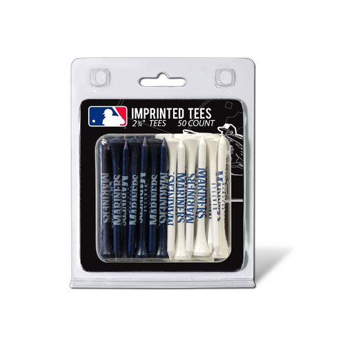 Team Golf Seattle Mariners Golf Tees 50-Pack - view number 1