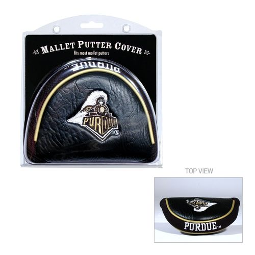 Team Golf Purdue University Mallet Putter Cover