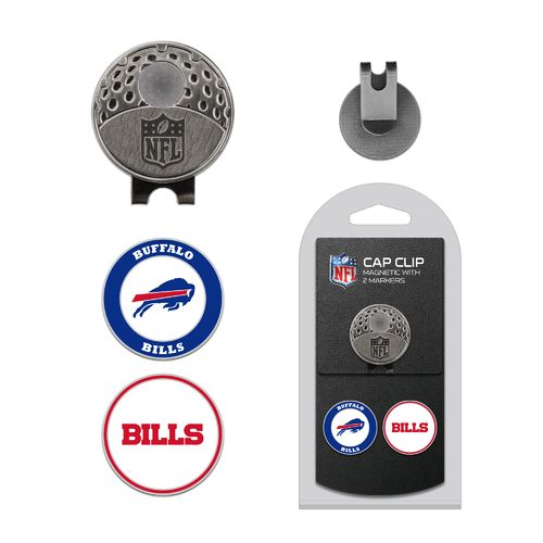 Team Golf Buffalo Bills Marker Cap Clip