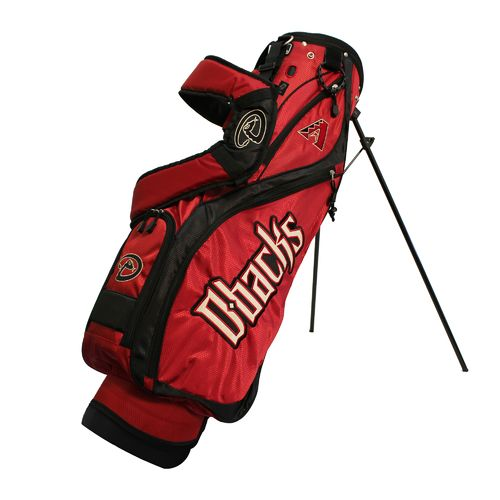 Team Golf Arizona Diamondbacks Nassau Stand Golf Bag
