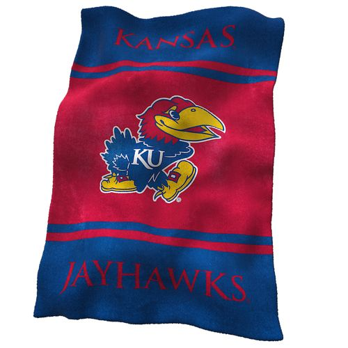 Logo™ University of Kansas Ultrasoft Blanket
