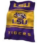 Logo™ Louisiana State University Ultrasoft Blanket