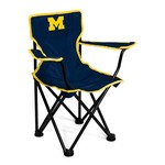 Logo™ Toddlers' University of Michigan Tailgating Chair - view number 1