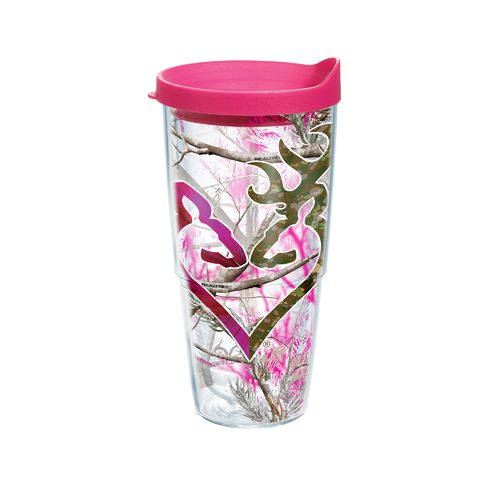 Tervis Browning Buckheart Realtree Camo 24 oz. Tumbler with Lid