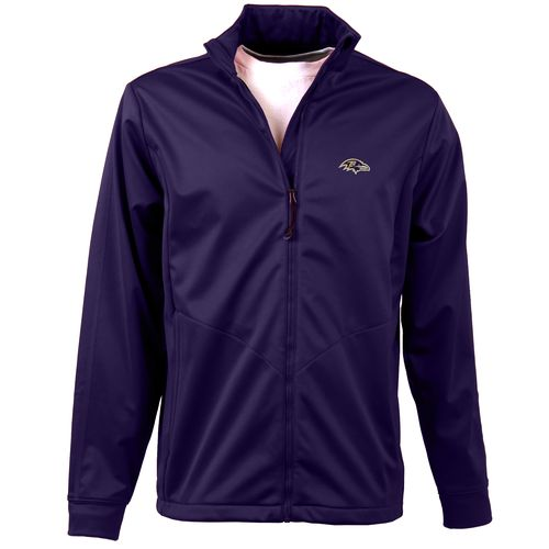 Antigua Men's Baltimore Ravens Golf Jacket