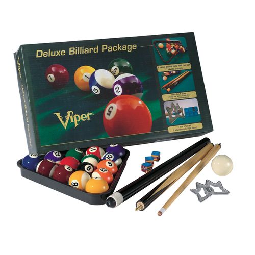 Viper Deluxe Billiards Set